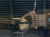 久しぶりの青い航空会社