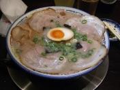 昔チャーシューの並(かた麺)